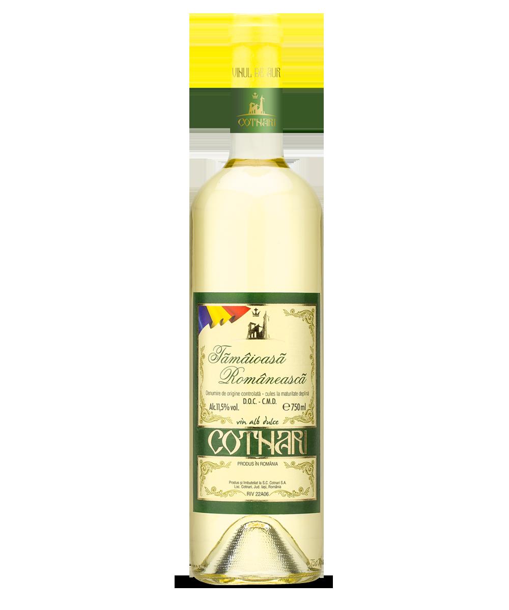 clasic-cotnari-tamaioasa-romaneasca-eticheta-verde-dulce